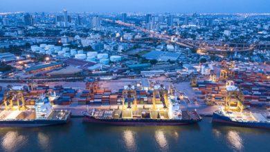تصویر از افزایش بیش از ۱۰۰ میلیون تنی ظرفیت بنادر کشور