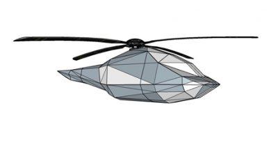 تصویر از بالگرد نیمهسنگین بومی سازی می شود