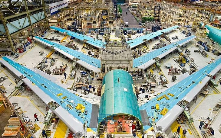 بزرگ ترین سازندگان هواپیما در جهان 5 | آفکو