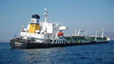 تصویر از صادرات از طریق حمل و نقل دریایی به هند