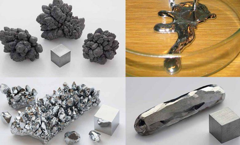 میزان صادرات فلزات سنگین 5   آفکو