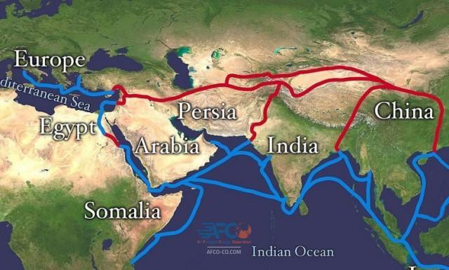 آلمان: طرح جایگزینی برای جاده ابریشم چین ارائه شود 5   آفکو