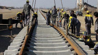 تصویر از قرارداد تامین مالی و ساخت راهآهن بیرجند به امضا رسید