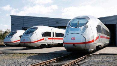 تصویر از برلین و پراگ دارنده پرتراکمترین شبکه های راه آهن اروپا