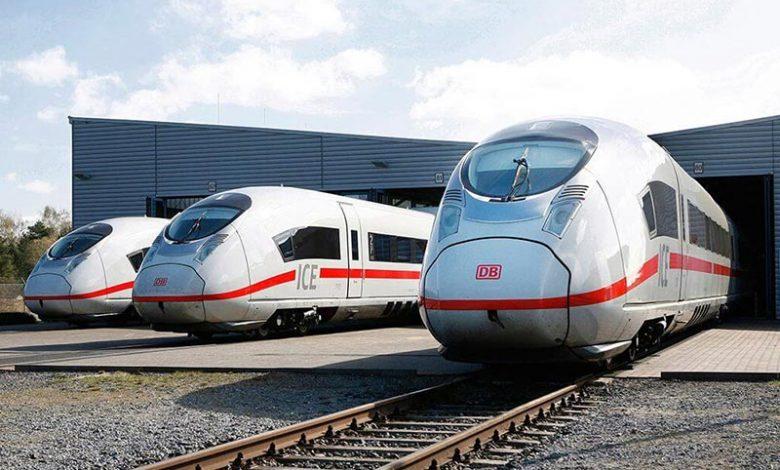 برلین و پراگ دارنده پرتراکمترین شبکه های راه آهن اروپا 5 | آفکو