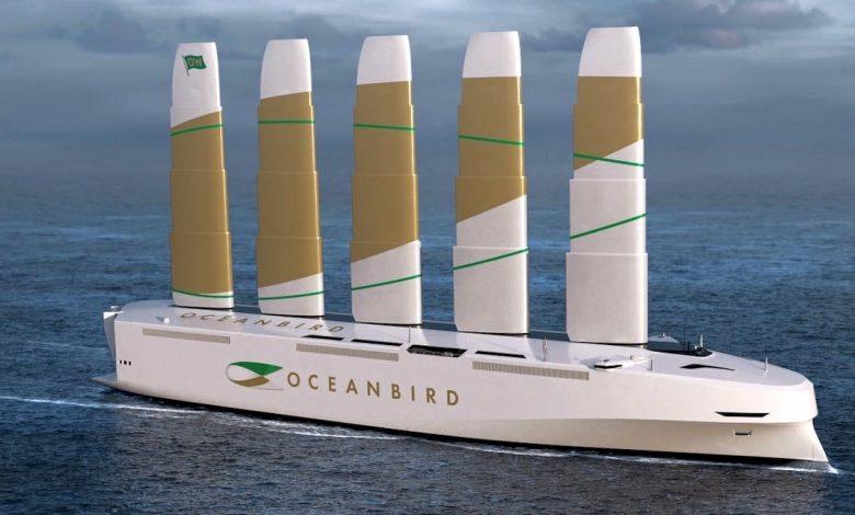 ساخت کشتی های جدید با انرژی ترکیبی 5   آفکو