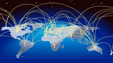 تصویر از معماری جدید تجارت جهان