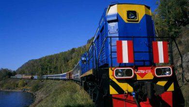 تصویر از اضافه شدن ۸۲۵ کیلومتر به خطوط ریلی تا پایان 1400