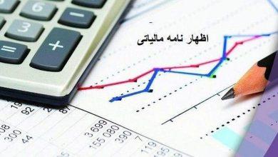 تصویر از اظهارنامه مالیاتی چیست و انواع آن کدام است؟