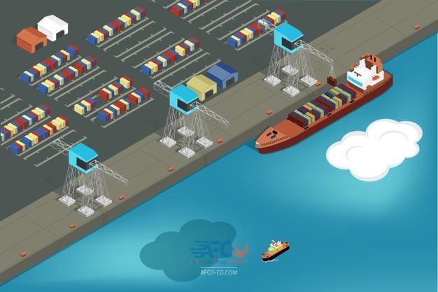 افزایش حملونقل دریایی بین ایران و اروپا 5 | آفکو