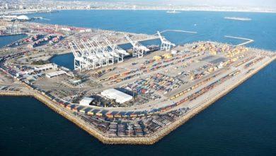 تصویر از ظرفیت عملیاتی بنادر کشور از ۱۸۵ میلیون تن به ۲۸۵ میلیون تن رسید
