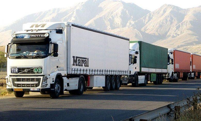 امنیت کامل تردد کامیون های تجاری بین ایران و افغانستان 5 | آفکو