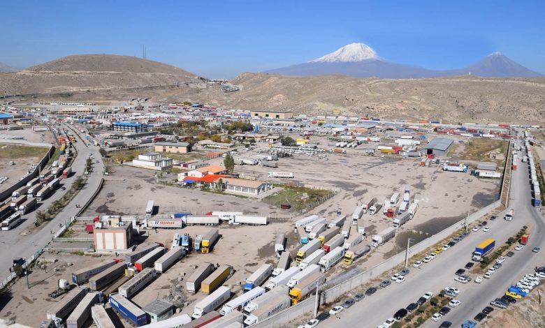 ترخیص کالا از مرز ترکیه 5 | آفکو