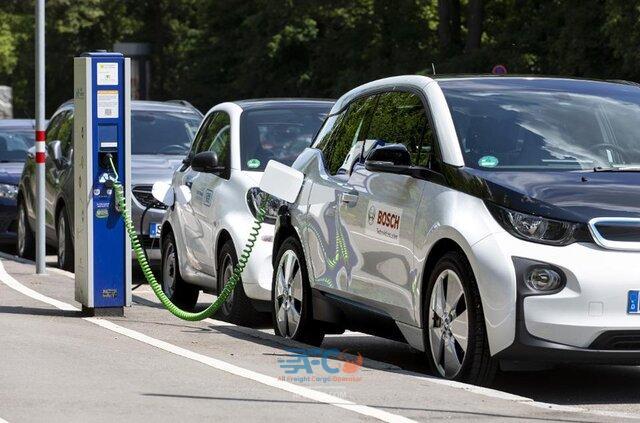 از هر شش خودروی برقی در جهان یکی ساخت آلمان است 5 | آفکو