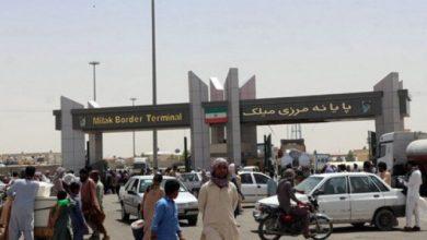 تصویر از جریان تجاری بین ایران و افغانستان برقرار شد؟