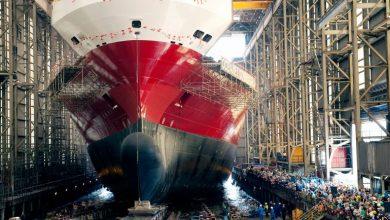 تصویر از کشتی سازی دنیا در تسخیر چینیها