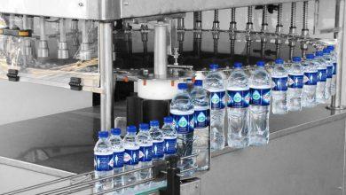 تصویر از صادرات آب معدنی