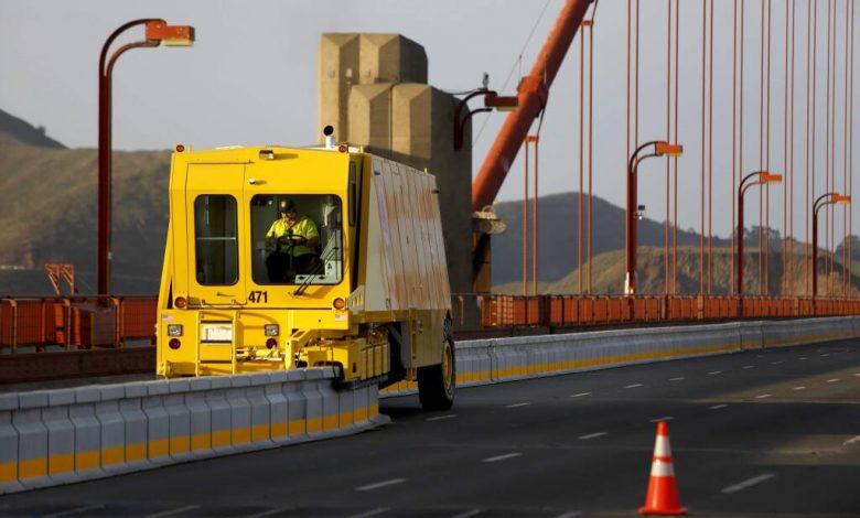 جاده های متحرک با کمک ماشین زیپر 7 | آفکو