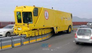 جاده های متحرک با کمک ماشین زیپر 9 | آفکو