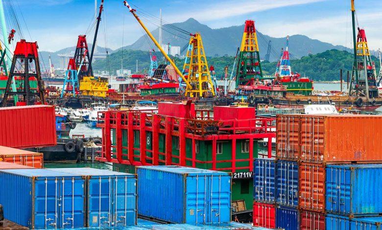 حجم تجارت خارجی در میانه تابستان 3   آفکو