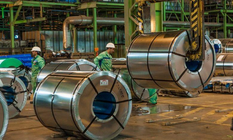 جایگاه تجارت فولاد در تجارت ایران 5   آفکو