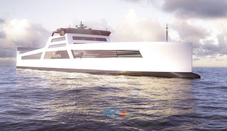 تکمیل اولین کشتی پاک بدون خدمه 5   آفکو