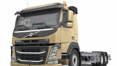 تصویر از مشخصات فنی کامیون کشنده SITRAK – C7 H 4X2