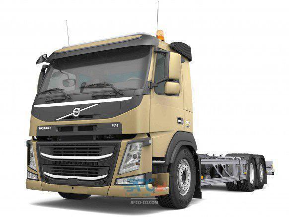 مشخصات فنی کامیون کشنده SITRAK – C7 H 4X2 7   آفکو