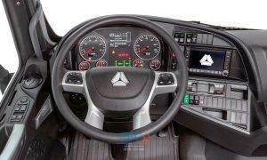 مشخصات فنی کامیون کشنده SITRAK – C7 H 4X2 9   آفکو