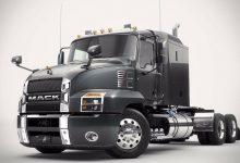 تصویر از کامیون ماک PINNACLE SLEEPER