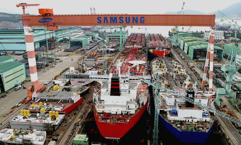 سامسونگ موتور کشتی با سوخت آمونیاک می سازد 5 | آفکو