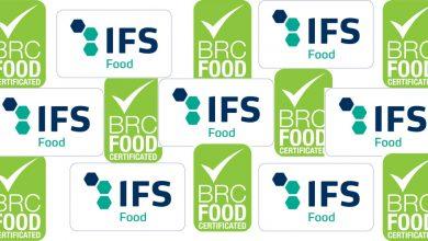 تصویر از استاندارد BRC و IFS بخش اول