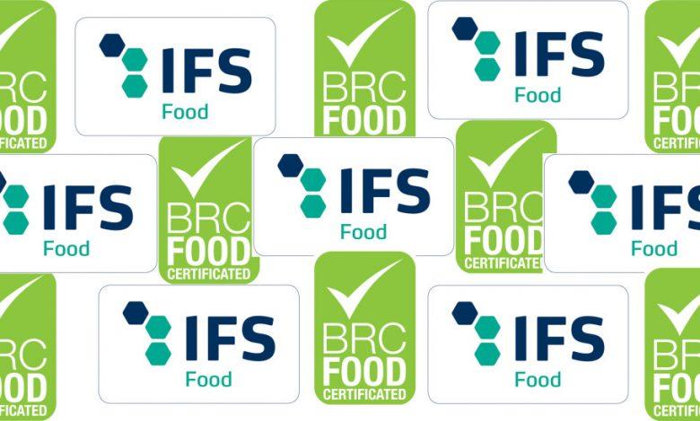 استاندارد BRC و IFS بخش اول 5   آفکو